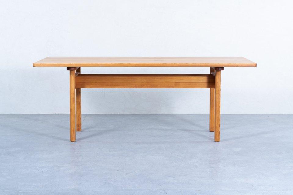 Borge Mogensen ダイニングテーブル パイン