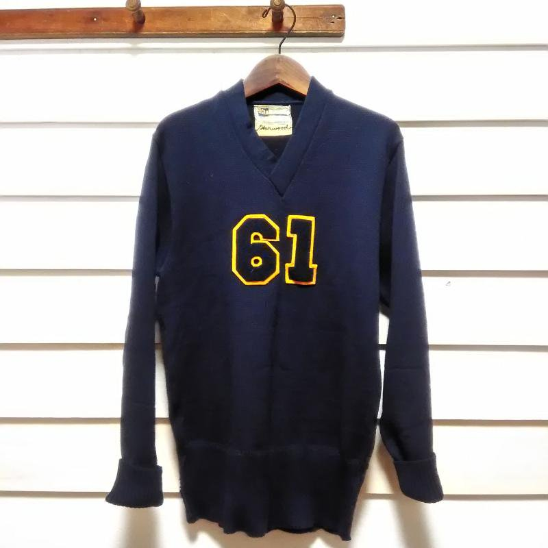 1961 UCLA OFFICIAL SWEATER