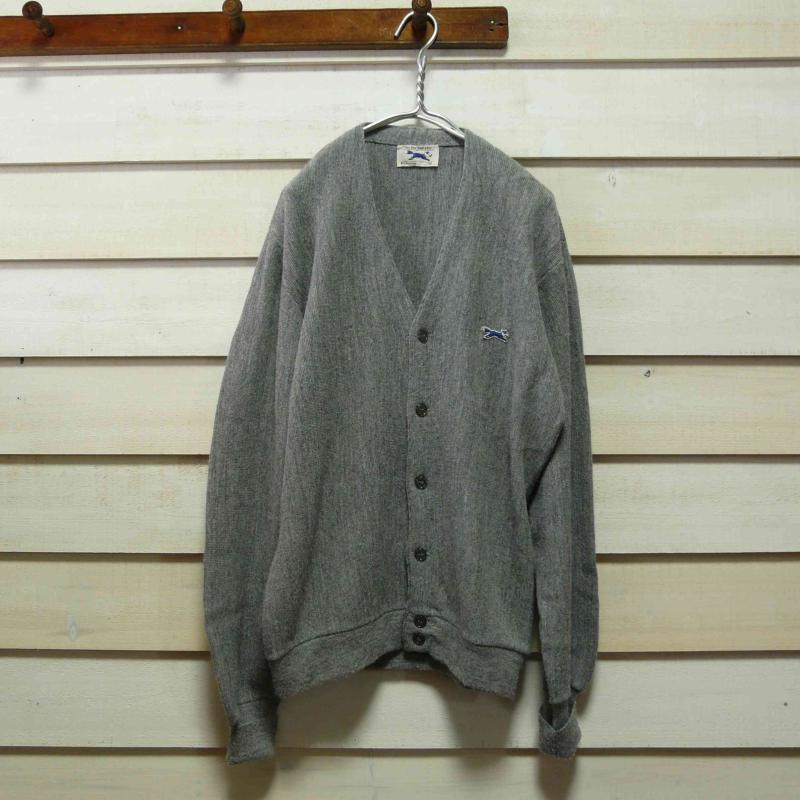 80's JC Penney The Fox Sweater JCペニー カーディガン