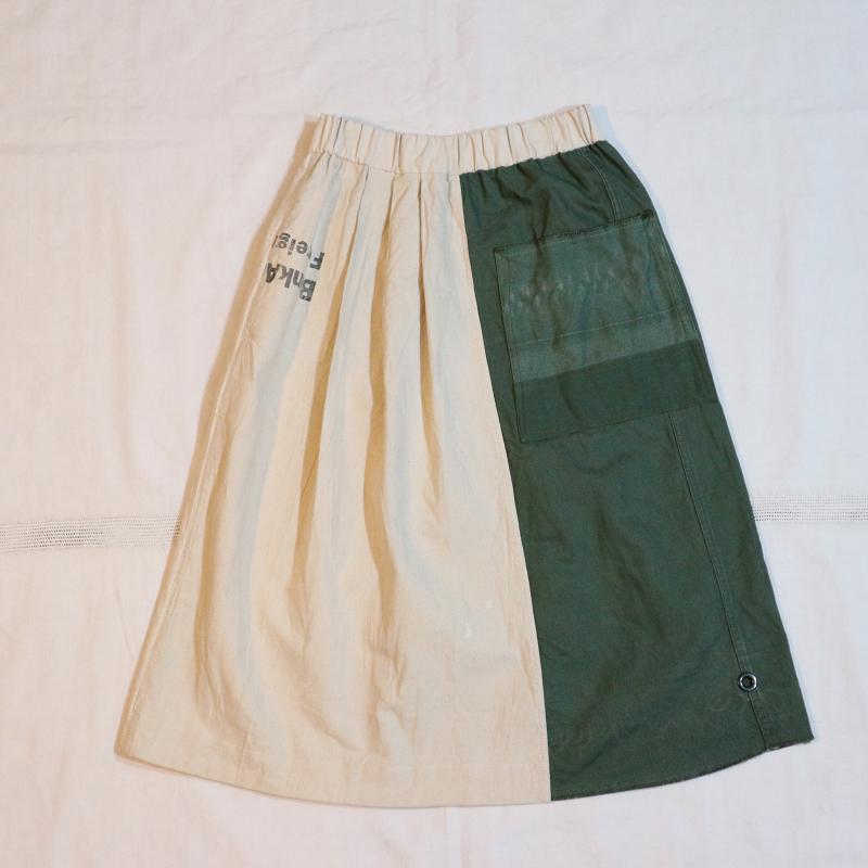 Sunny Garden × MELCHI DESIGNS ヴィンテージ Vintage Remake リメイクスカート #5