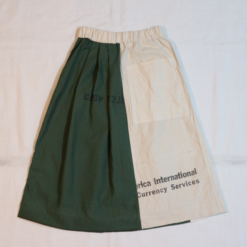 Sunny Garden × MELCHI DESIGNS ヴィンテージ Vintage Remake リメイクスカート #6