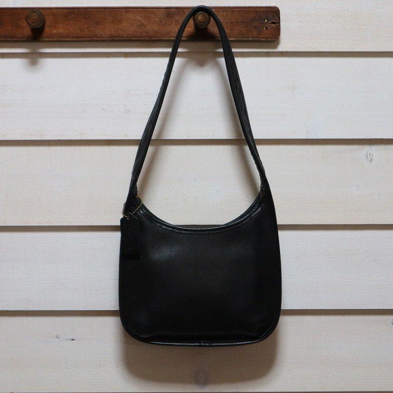 オールドコーチ OLD COACH USA製 Leather Bag ヴィンテージ 本革レザーバッグ ワンショルダー