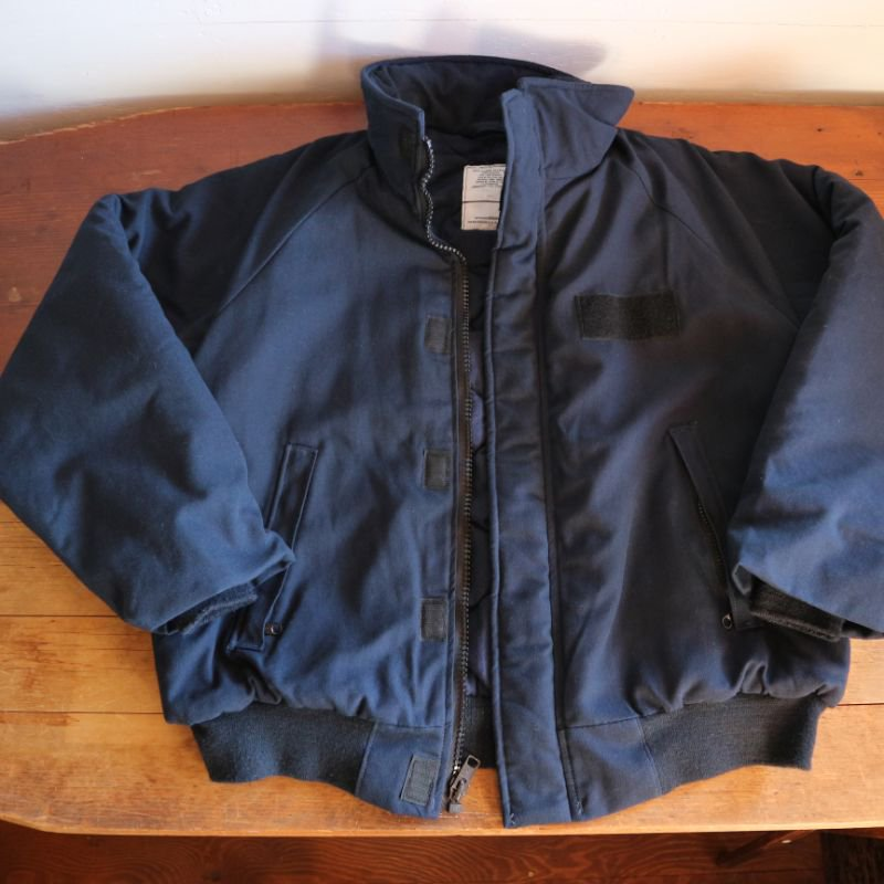 U.S.NAVY SHIPBOARD JACKET デッキジャケット