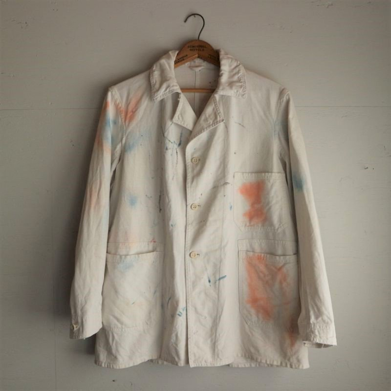 Unknown Vintage Work Jacket アトリエジャケット