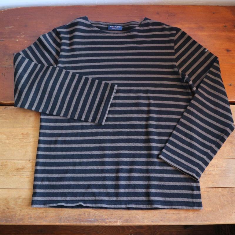 SAINT JAMES セントジェームス バスクシャツ ボーダーTシャツ