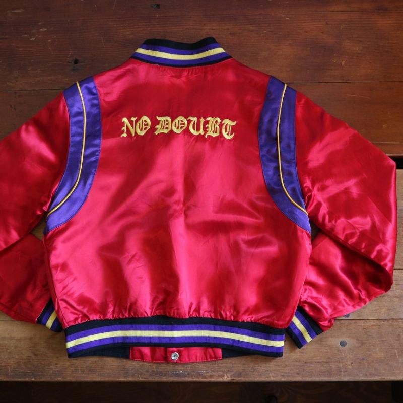 アメリカのロックバンド「No Doubt」ナイロンジャケット