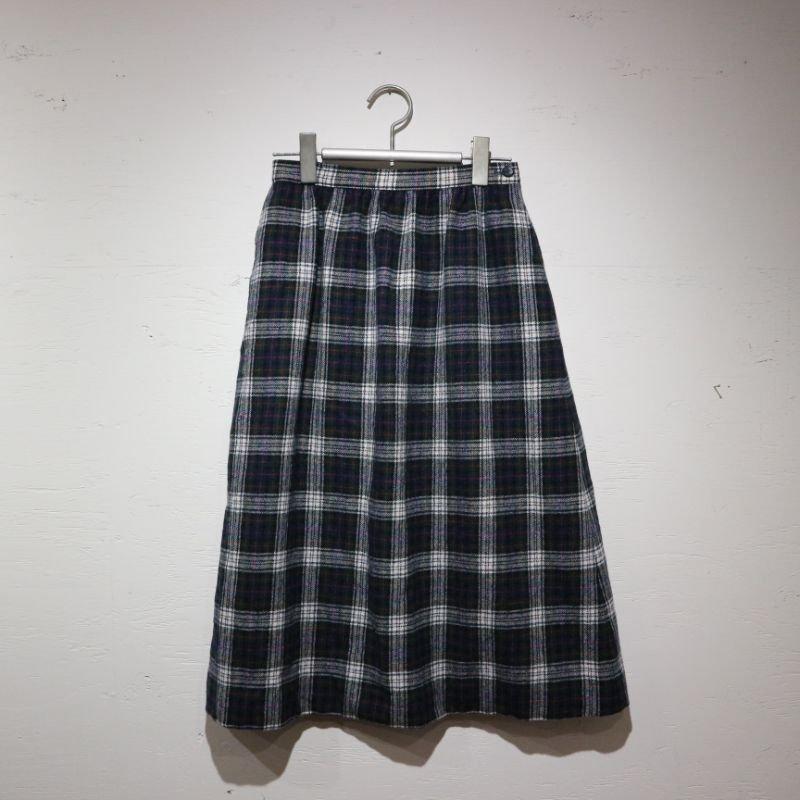 70's PENDLETON ペンドルトン ウールスカート