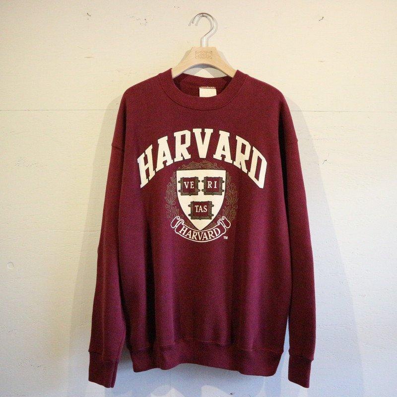 80's HARVARD UNIVERSITY ハーバード大学 スウェットトレーナー