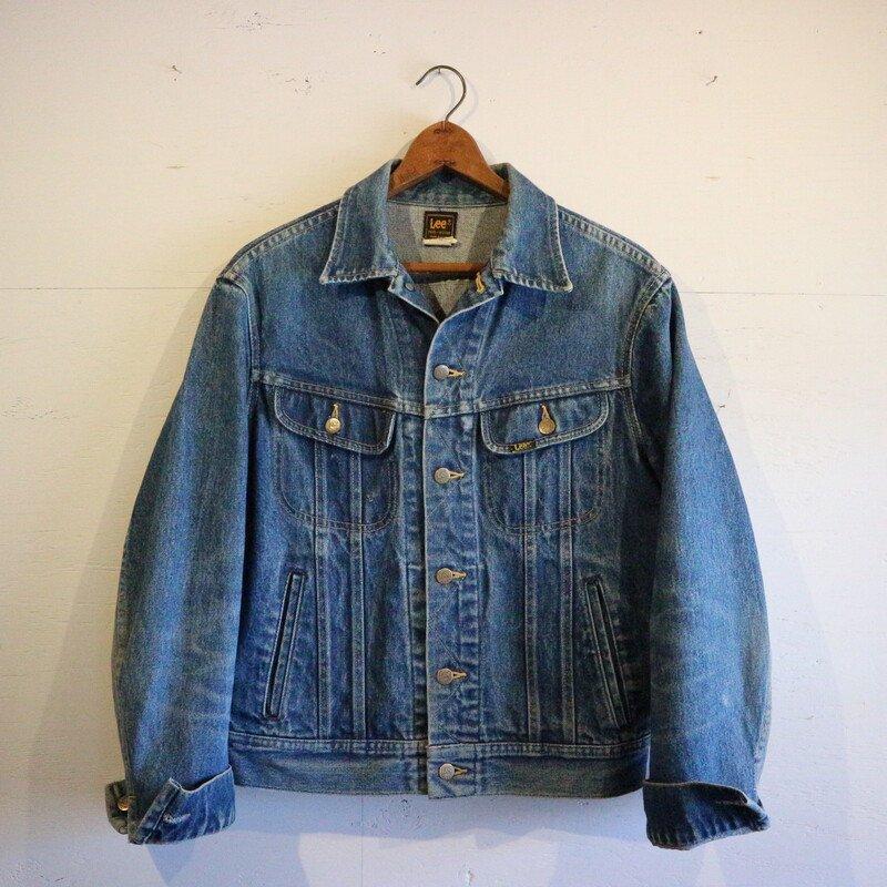 80's Lee220 Jacket デニムジャケット