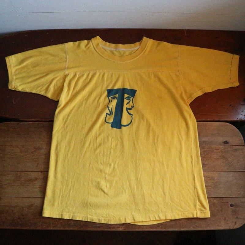 Vintage 2Face Football トゥーフェイス Tシャツ