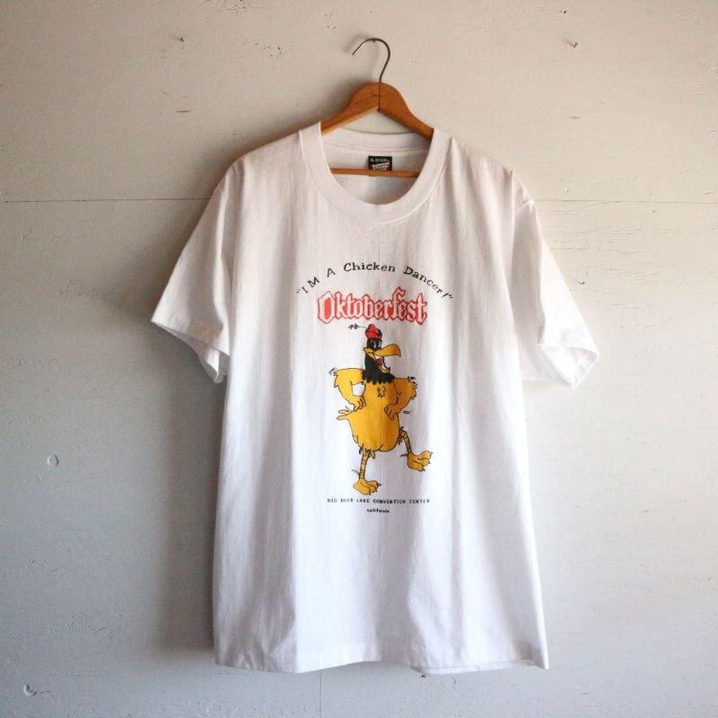 90's SCREEN STARS Oktober Fest Tシャツ