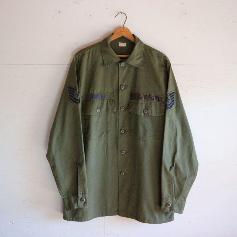 70's U.S.Military Utillity shirt アーミーシャツ