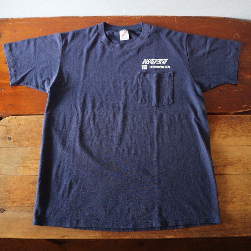 80-90's JERZEES ジャージーズ ポケットTシャツ
