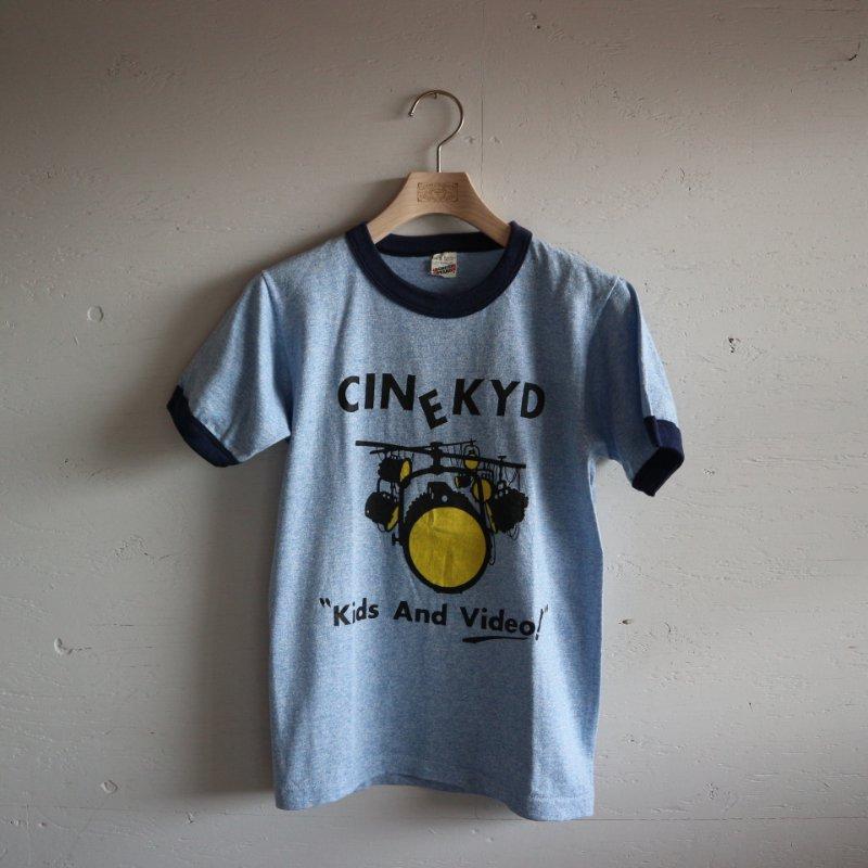 80's U.S.A. SCREEN STARS スクリーンスターズ トリム リンガーTシャツ