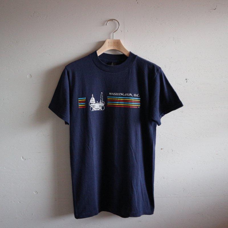 80's U.S.A. WASHINGTON,D.C. Tシャツ
