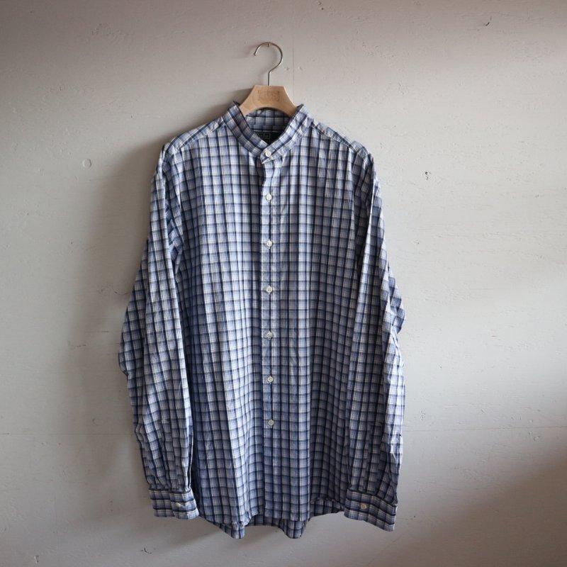 Polo Ralph Lauren ラルフローレン スタンドカラー チェックシャツ