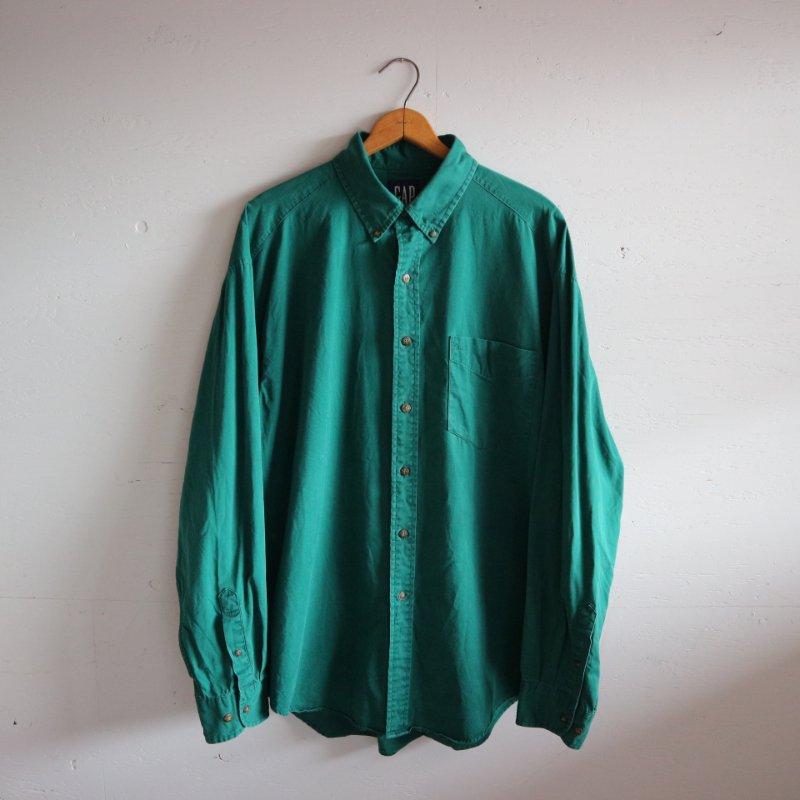90's OLD GAP オールドギャップ ボタンダウンシャツ