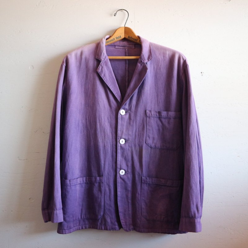 50's U.S.A. Angelica Vintage ヴィンテージ ワークジャケット