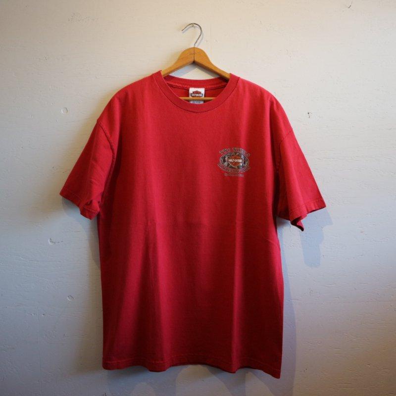 90's U.S.A. HARLEY-DAVIDSON ハーレーダビッドソン Tシャツ