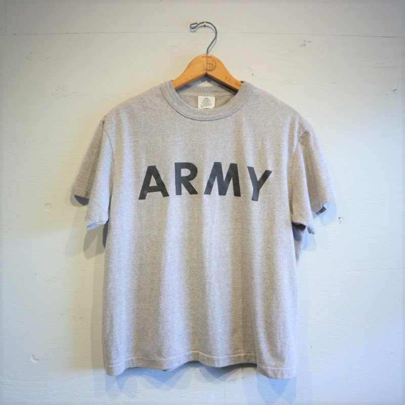 80's U.A.Military ARMY T-shirt アーミーTシャツ M