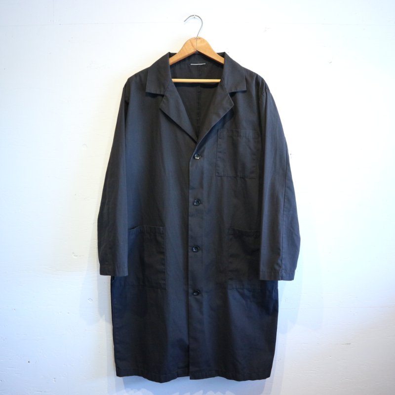 Doctor Coat,Lab Coat BLACK ドクターコート