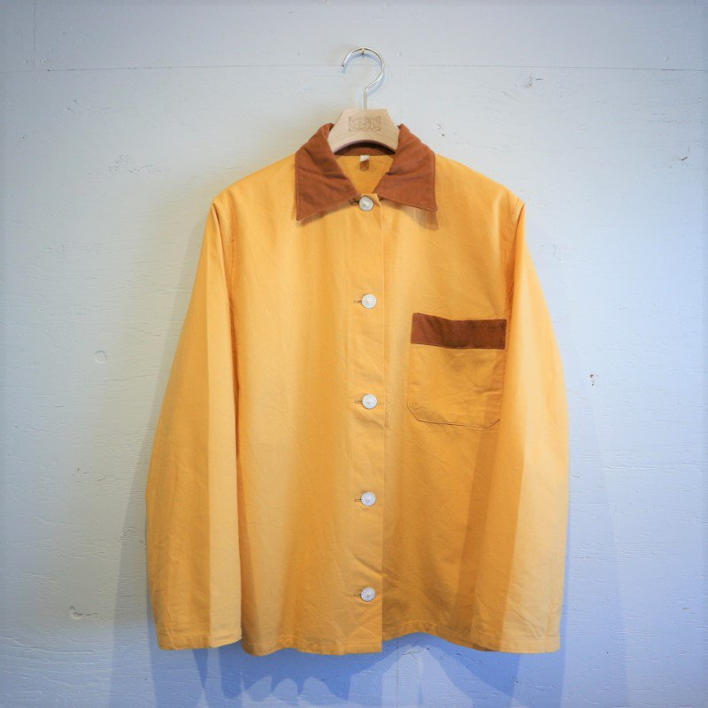 80's Czech Military Pajamas Shirt チェコ軍 L/Sシャツ