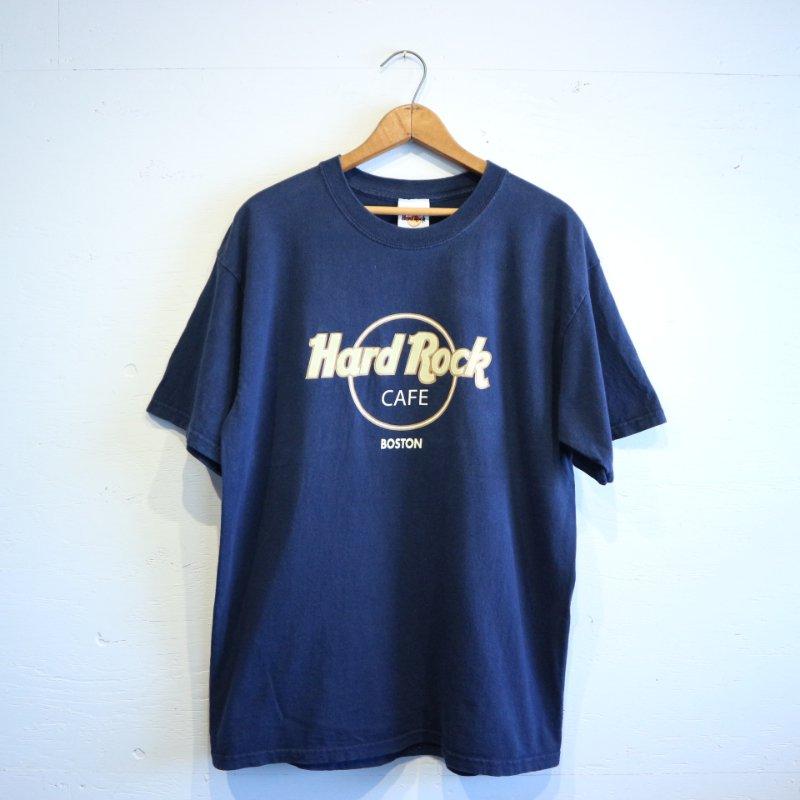Hard Rock CAFE BOSTON T-shirt ハードロックカフェ Tシャツ