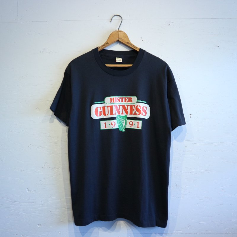 90's U.S.A.製 SCREEN STARS GUINNESS BEER ギネスビール Tシャツ