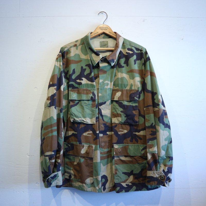 90's U.S.Military アメリカ軍 BDU Jacket 迷彩ジャケット L