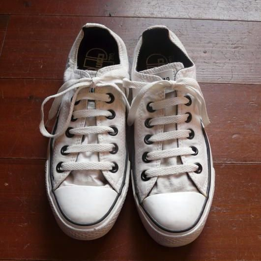 CONVERSE ALL STAR × DOORS  100周年記念モデル (ホワイト) SIZE 5(24.0cm)