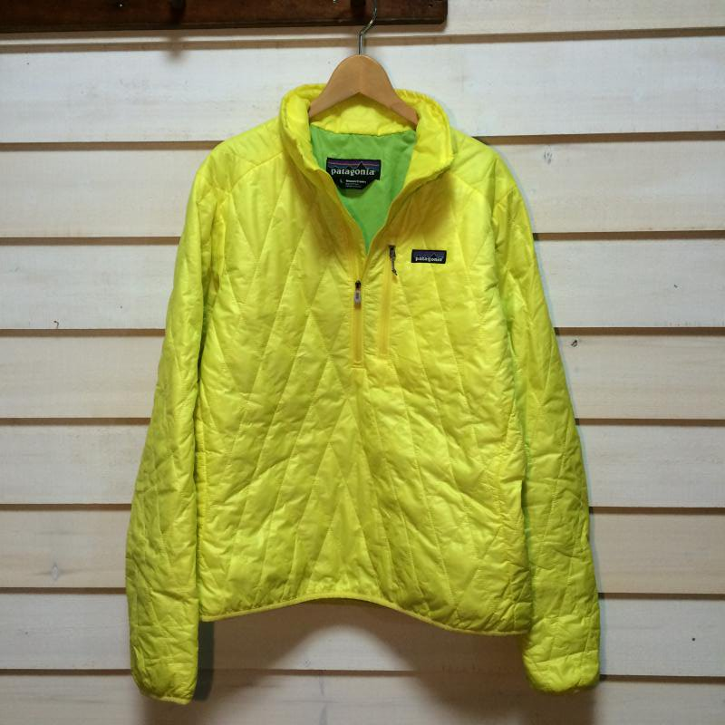 <img class='new_mark_img1' src='https://img.shop-pro.jp/img/new/icons41.gif' style='border:none;display:inline;margin:0px;padding:0px;width:auto;' />Patagonia Nano Puff Pullover パタゴニア ナノパフ プルオーバー