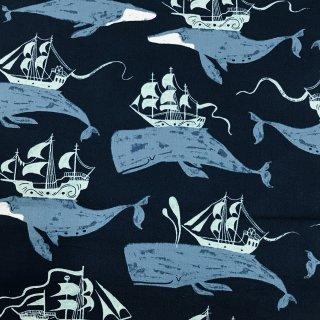帆船クジラ