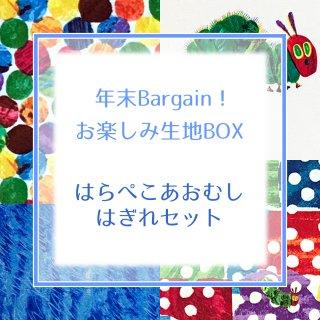 お楽しみ生地BOX -はらぺこあおむし-