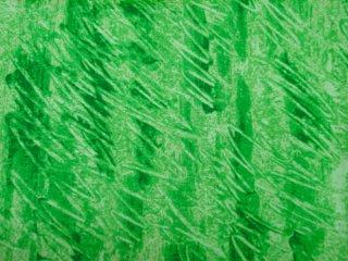 はらぺこあおむし 塗りつぶしグリーン