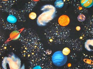 宇宙柄 -惑星-
