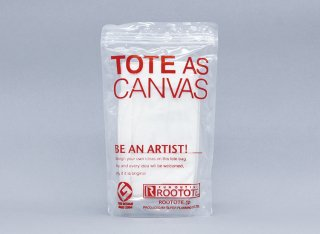[ROOTOTE] TOTE AS CANVAS