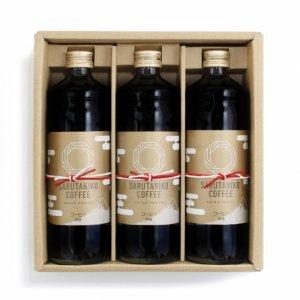 ディカフェ・カフェオレ瓶3本セット
