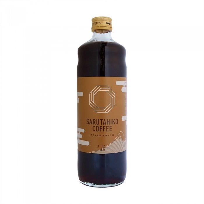 無糖・瓶 ・600ml / リキッドアイスコーヒー