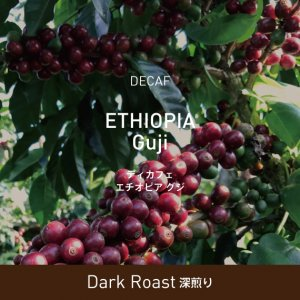 ディカフェ/エチオピア グジ