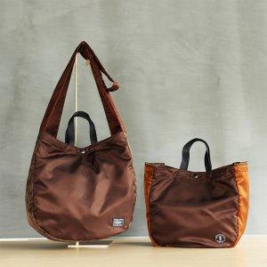【予約商品:納期2020年5月下旬〜】コーヒー豆型2Wayトートバッグ