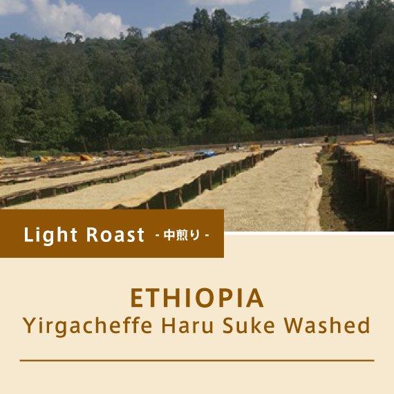 エチオピア/イルガチェフェ ハル スケ ウォッシュト