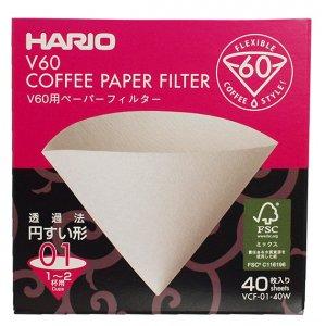 HARIO V60 ペーパーフィルター 円錐型01用