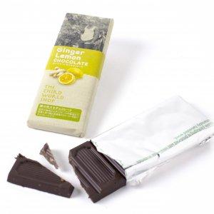ジンジャーレモンチョコレート