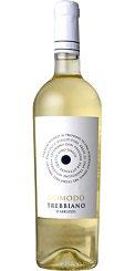 白ワイン 辛口 ドモード トレッビアーノ ダブルッツォ イタリア アブルッツォ