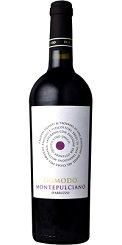 ドモード モンテプルチアーノ ダブルッツォ ミディアムボディ 赤ワイン
