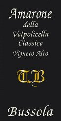 アマローネ デッラ ヴァルポリッチェッラ クラッシコ ヴィニェート アルト 2003 トッマーゾ ブッソーラ 【赤ワイン】
