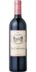 シャトー ラ カルドンヌ (ハートラベル) フランス ボルドー フルボディ 赤ワイン