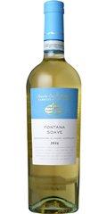 サンアントニオ ソアーヴェ フォンタナ 辛口 白ワイン