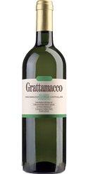 白ワイン やや辛口 グラッタマッコ ビアンコ ボルゲリ ヴェルメンティーノ イタリア トスカーナ