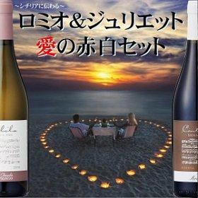 送料無料 シチリア 赤白ワインセット ダリラ カントドーロ